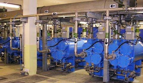 浅井戸を水源とした浄水場におけるクリプトスポリジウムの対策